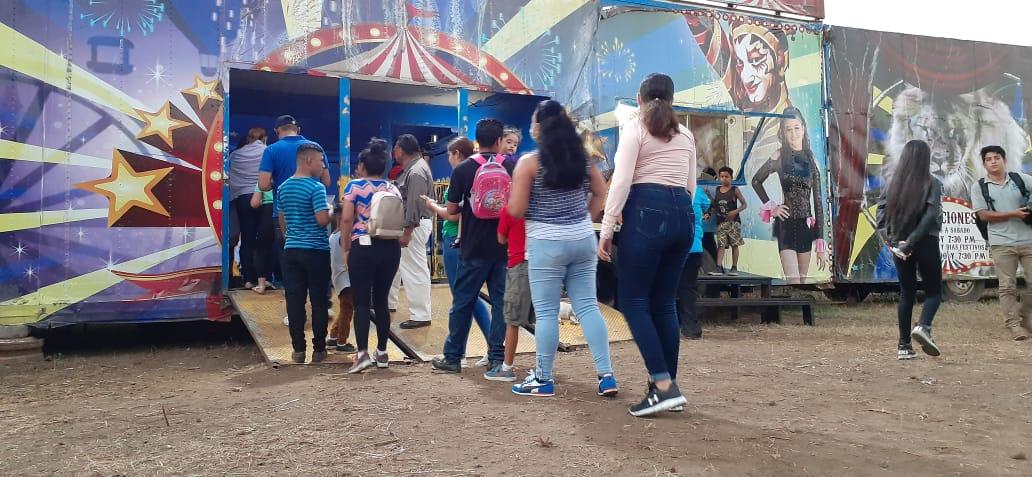 Circo Gigante de América preparado con su gran show navideño