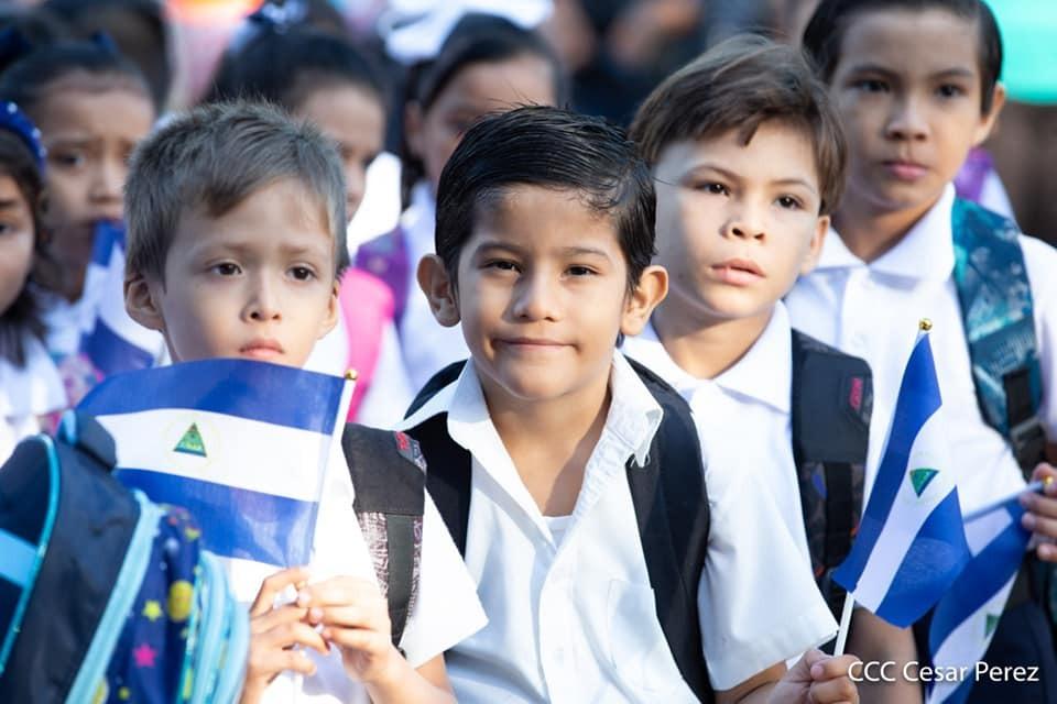 Nicaragua da a conocer plan de educación para el año 2021