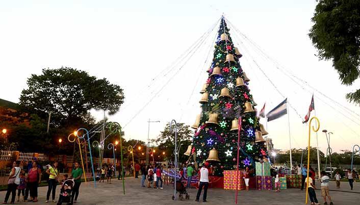 Reconocen a los municipios más navideños de Nicaragua