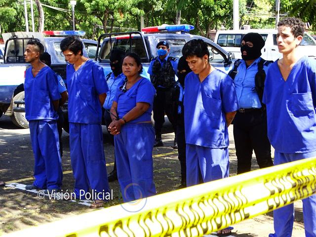 47 detenidos en la última semana reporta la Policía Nacional