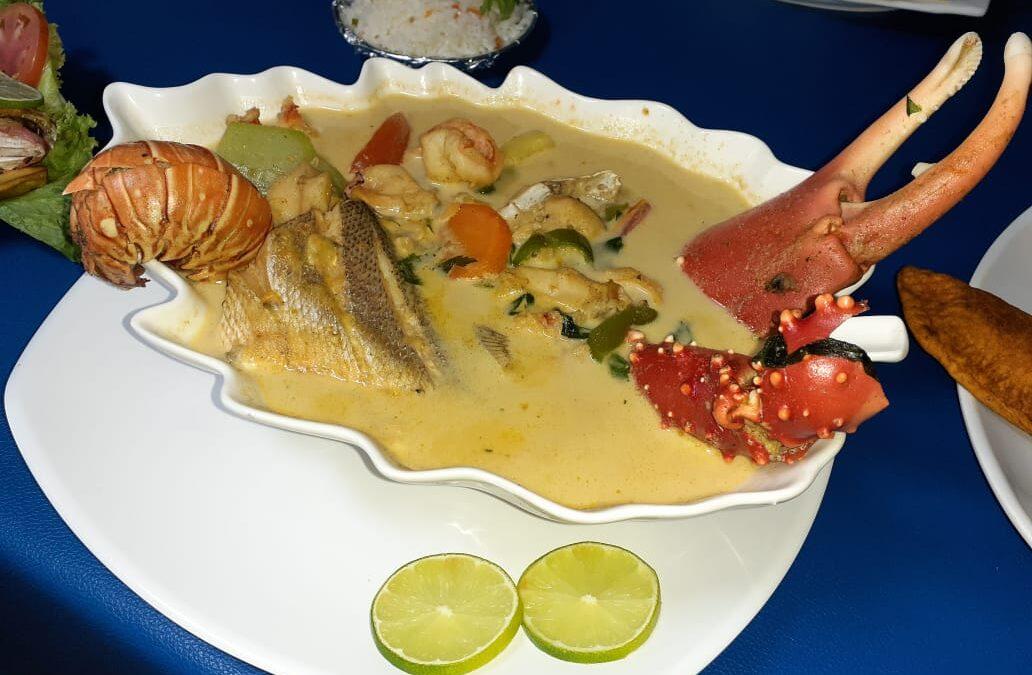 Deléitese con el sabor costeño en Managua
