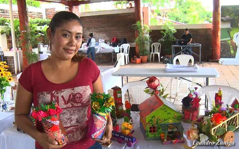 Más de 26 millones de córdobas se otorgaron a emprendedores de Managua