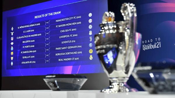 El Barcelona se enfrentará al PSG en los octavos de final de la Champions
