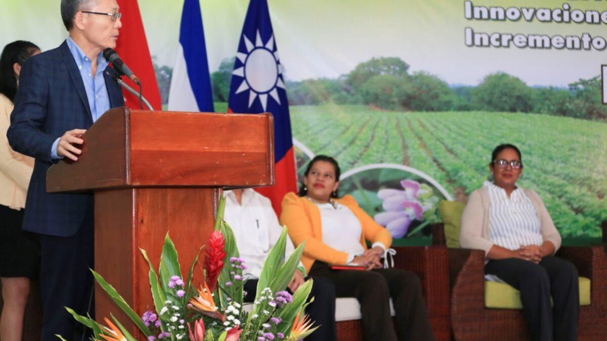 Taiwán apoya mejoramiento genético bovino en Nicaragua