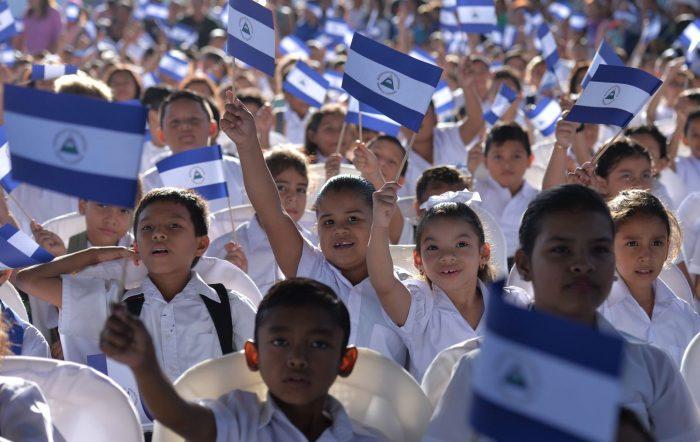 14 años de educación gratuita y de calidad en Nicaragua