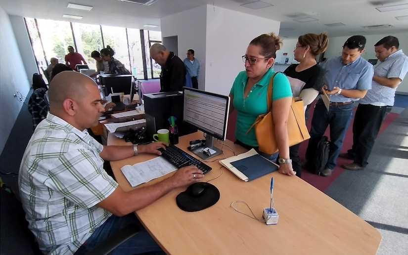 Reportan buen pago de impuestos en Managua