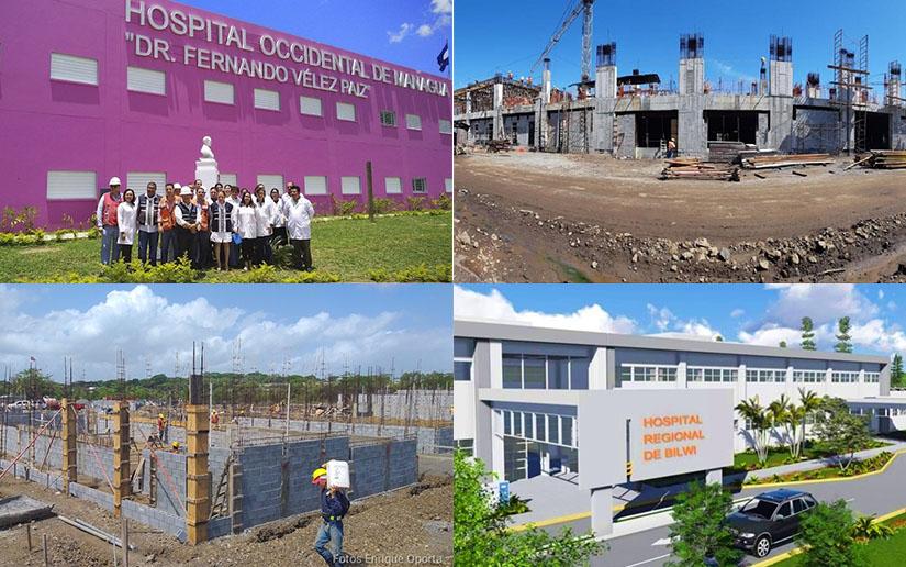 Inaugurarán infraestructuras en salud y educación