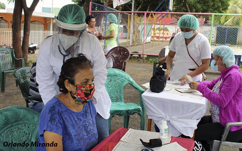 300 ferias de salud semanales, planifica el Ministerio de Salud en toda Nicaragua