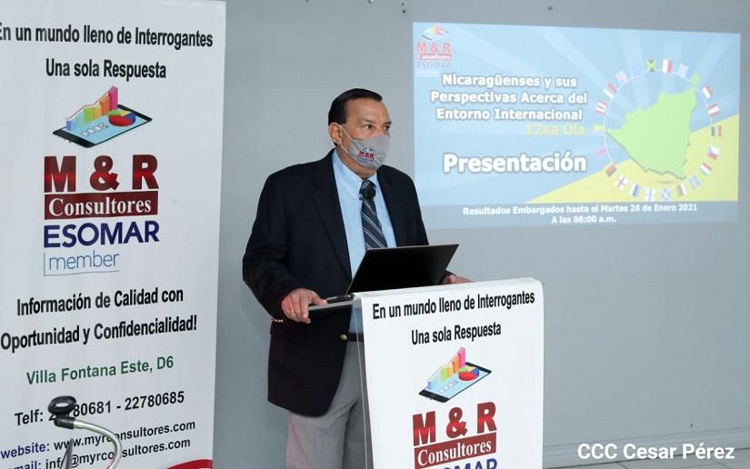 Nicaragüenses opinan que las sanciones impuestas por EE.UU. y la EU son ilegales