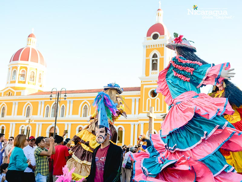 Todo listo para desarrollar el segundo Festival Internacional de las Artes en Nicaragua