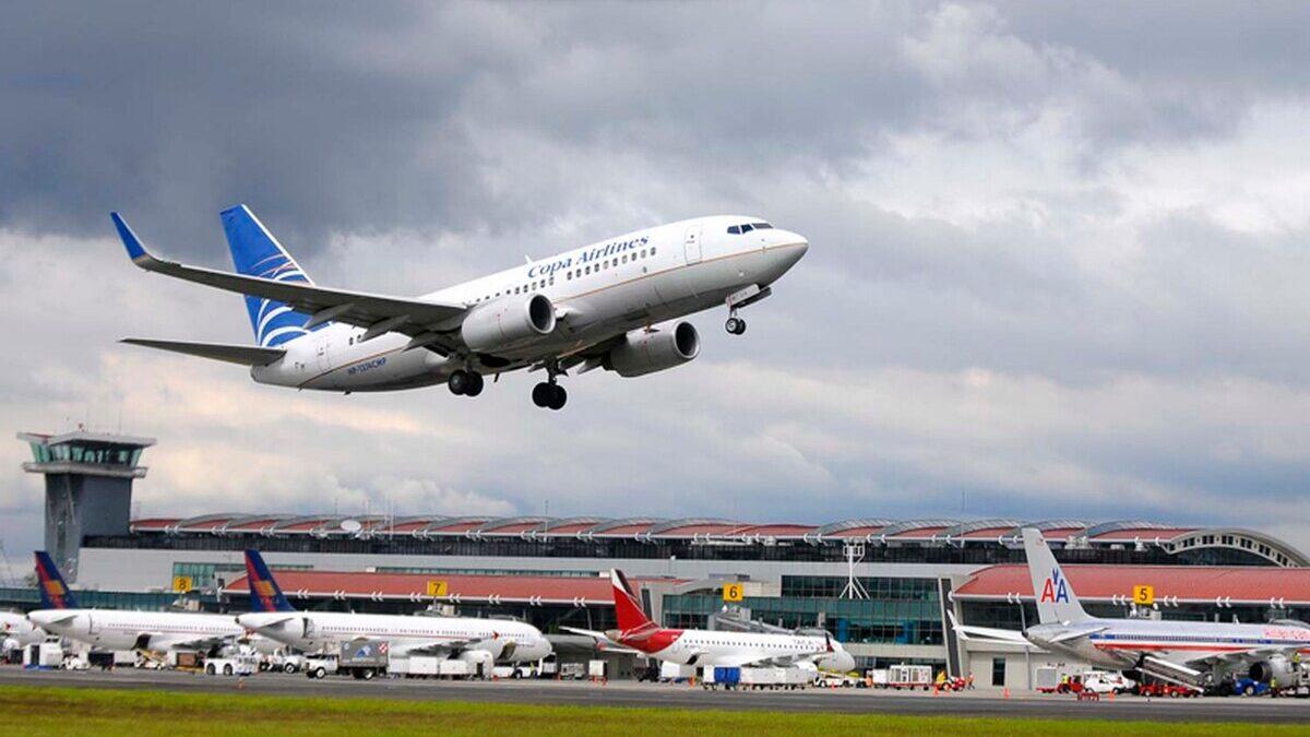 Aerolínea COPA reanuda vuelos comerciales a Managua