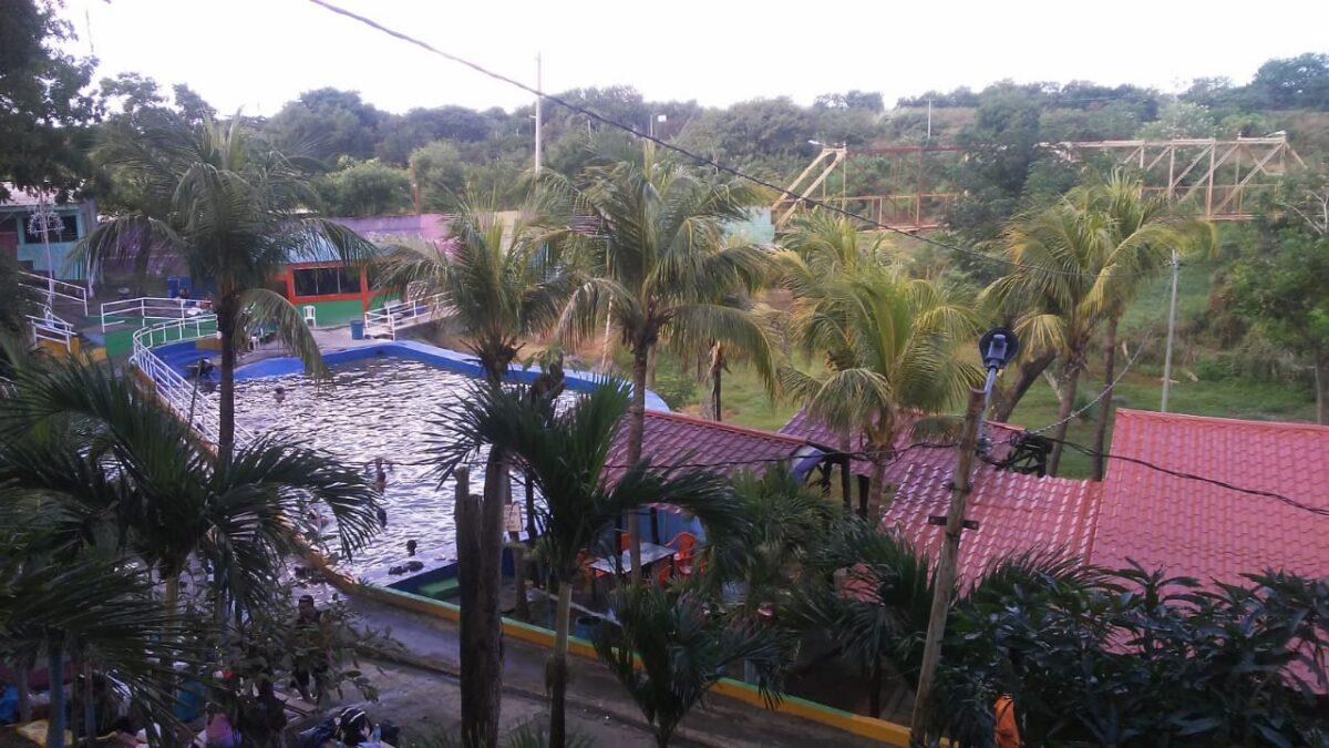 Termales de Tipitapa registra gran afluencia de visitantes