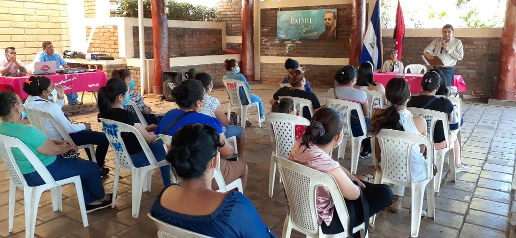 Capitalizan a familias emprendedoras de Managua
