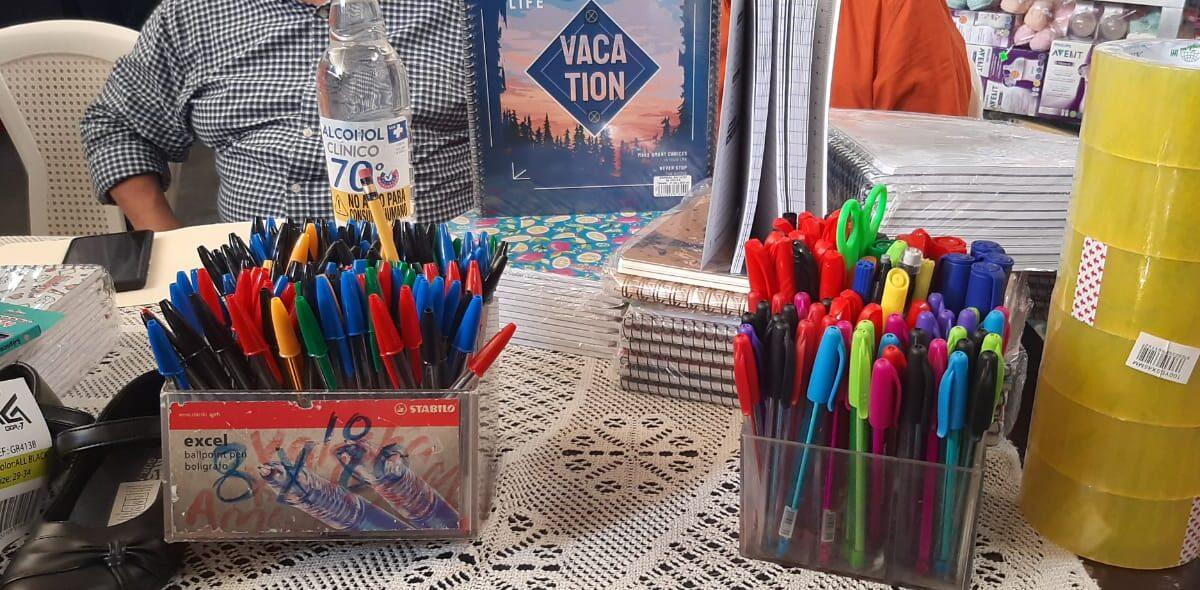 Descuentos en artículos escolares en los ocho mercados de Managua