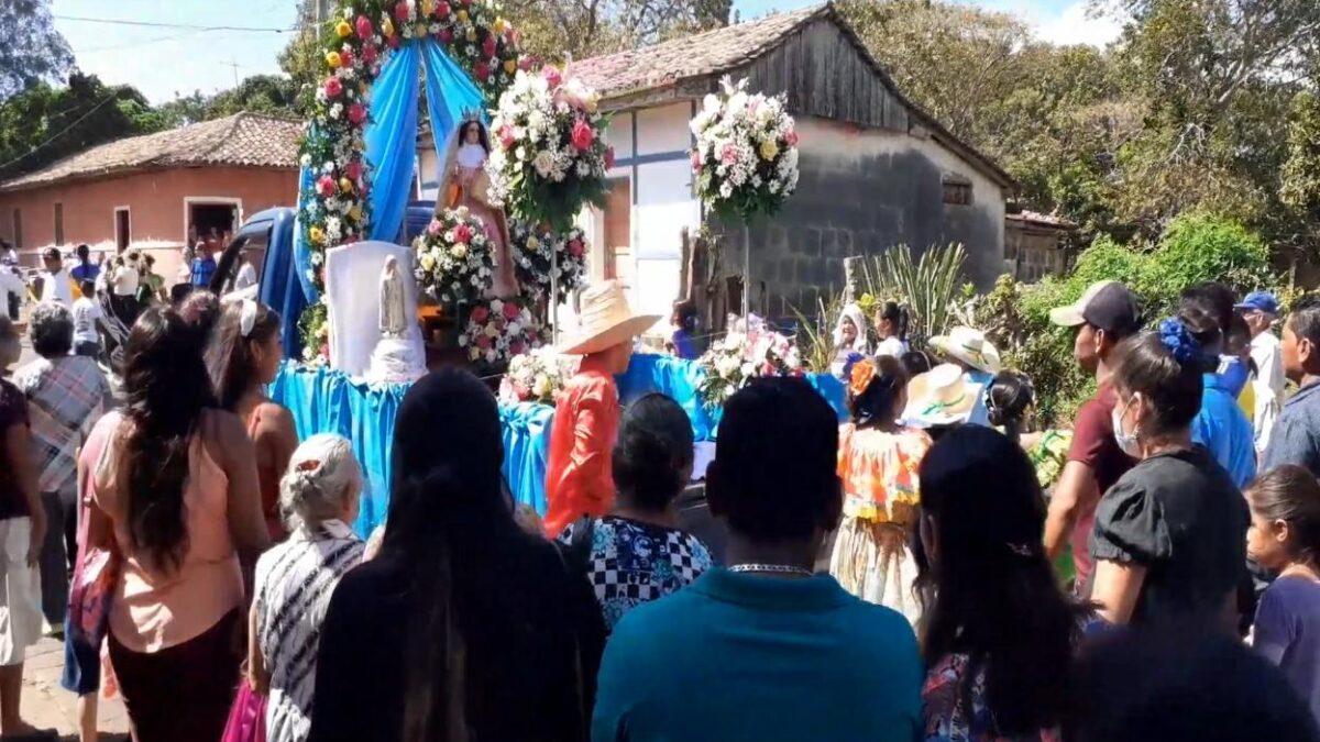 El Rosario listo para celebrar sus fiestas patronales
