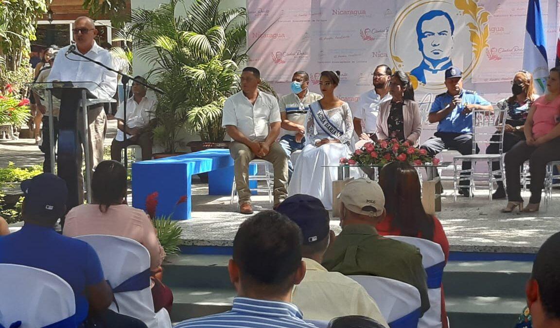 Nicaragua y el mundo celebran a Rubén Darío