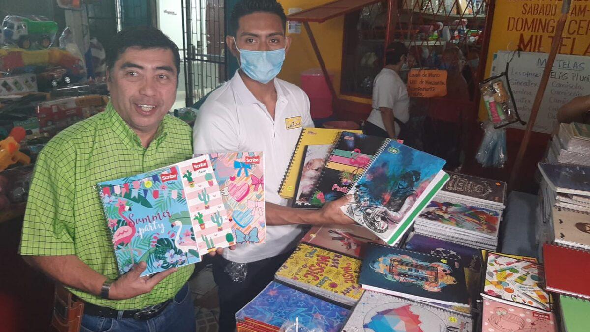 Inicia Feria de descuentos por temporada escolar en mercados capitalinos