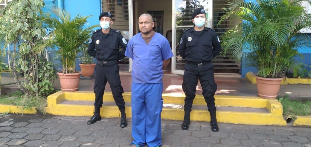 Policía Nacional esclarece caso de homicidio en Chinandega