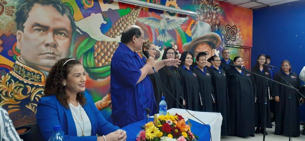 Nicaragua: Inicia Jornada Dariana en Managua