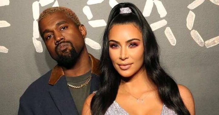 Se especula sobre una división de bienes entre Kim y Kanye West