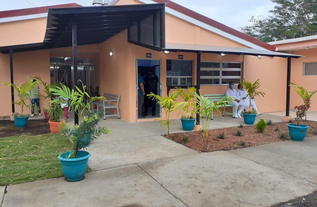 Inauguran áreas de patología y del Programa de Inmunizaciones en Ticuantepe