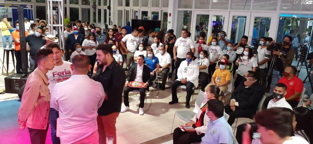 Feria Nacional de Becas Universitarias, una contribución académica para Nicaragua