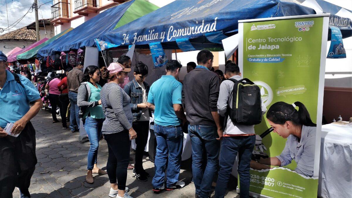 Centros Tecnológicos de Ocotal y Jalapa ofertan carreras técnicas