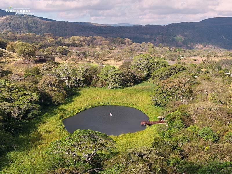 Laguna La Bruja te espera con sus misterios este verano