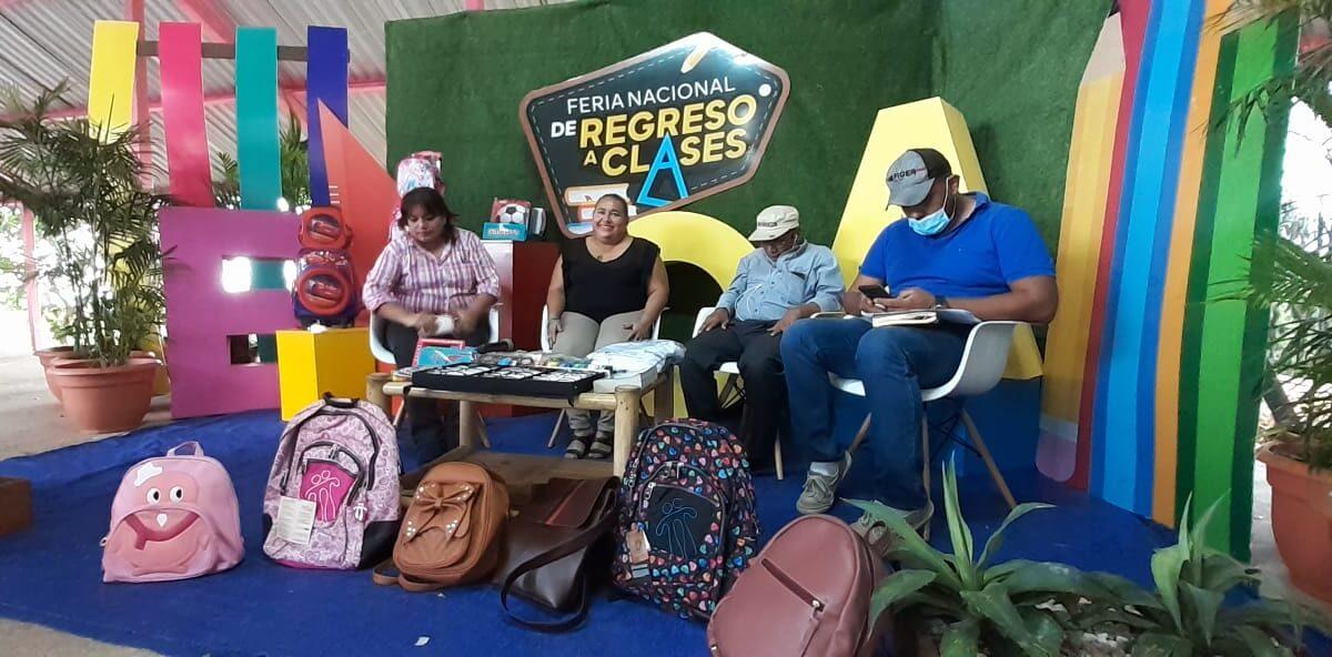 Feria Nacional de regreso a clases, con todos los productos y artículos escolares