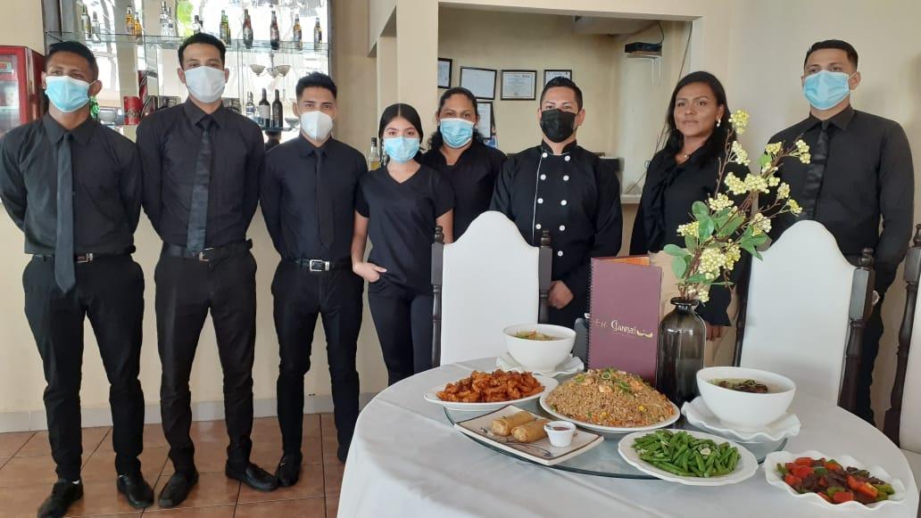 Cadena de restaurante de comida china «Ganbei» ofrece nuevos platillos