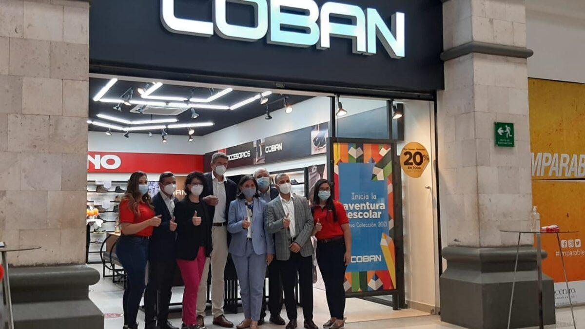 Grupo Coban inaugura su primer tienda de zapatos en Nicaragua