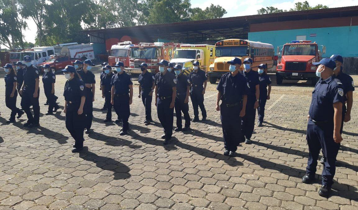 Inaugurarán estación de bomberos número 103 en Nicaragua
