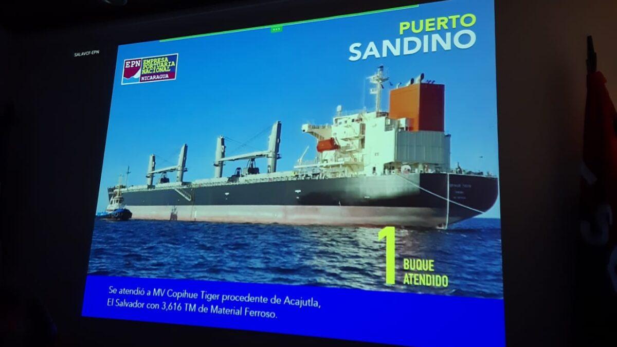 Más de cuatro millones de dólares se invertirán en Puerto Sandino