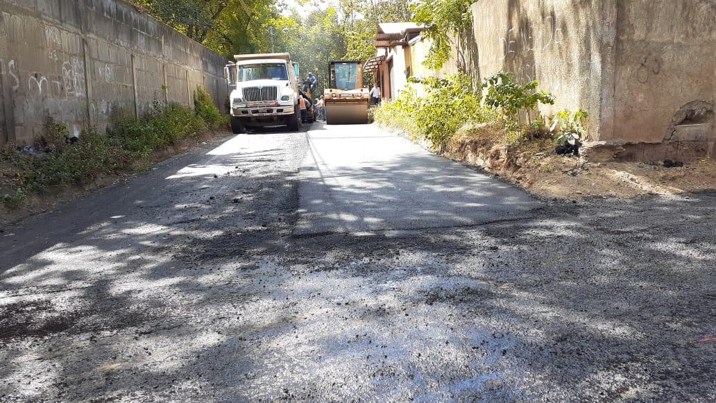 Habitantes del barrio Lomas de Guadalupe tendrán mejores calles