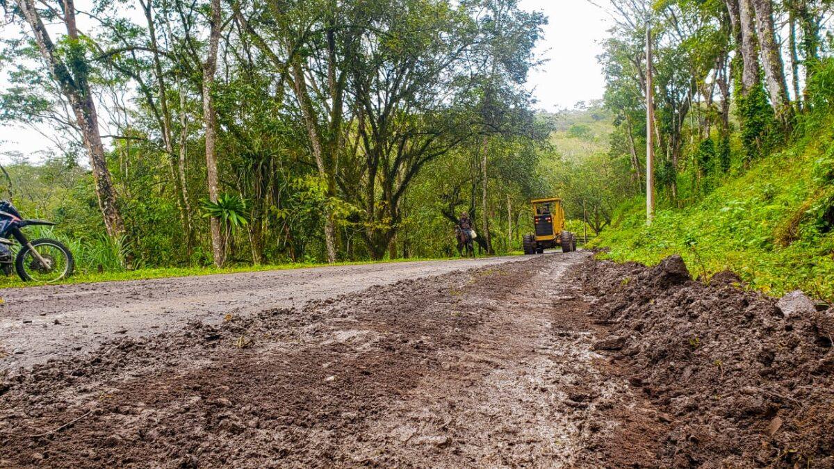 Boaco: Las Mercedes con mejores caminos productivos