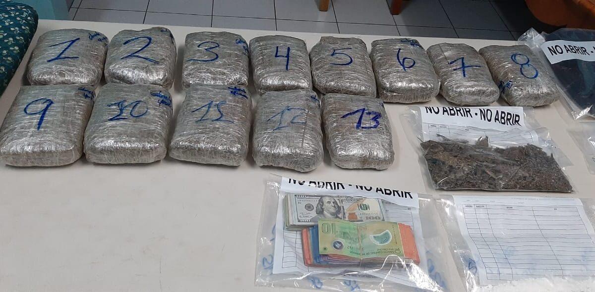 Policía Nacional asesta golpe al narcotráfico y crimen organizado en Masaya