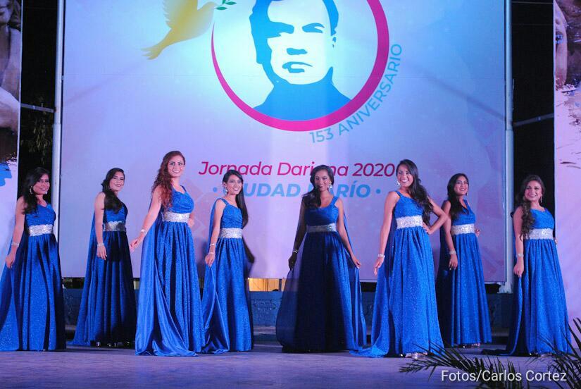 Musas, conciertos y actividades culturales en honor a Rubén Darío