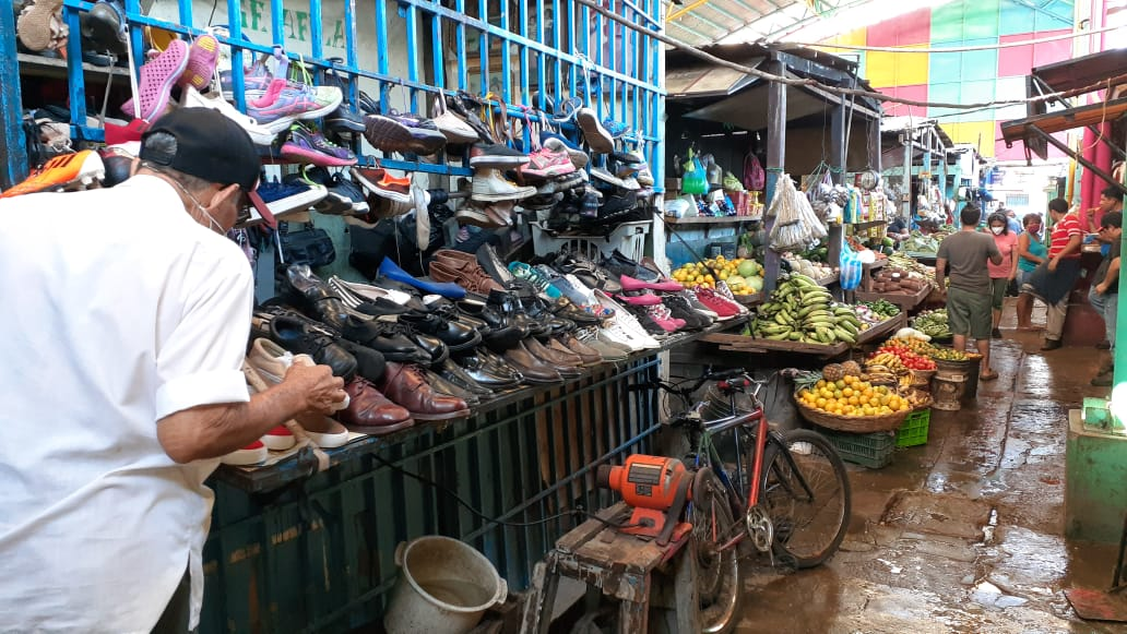 Promueven Educación Ambiental entre comerciantes del mercadito Candelaria