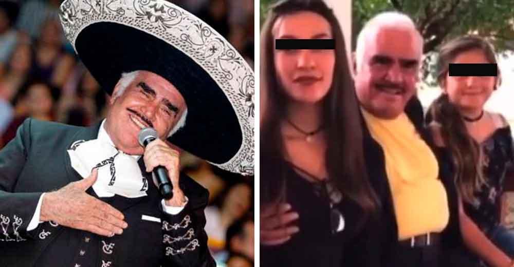 Vicente Fernández explica su versión de los hechos tras polémico vídeo