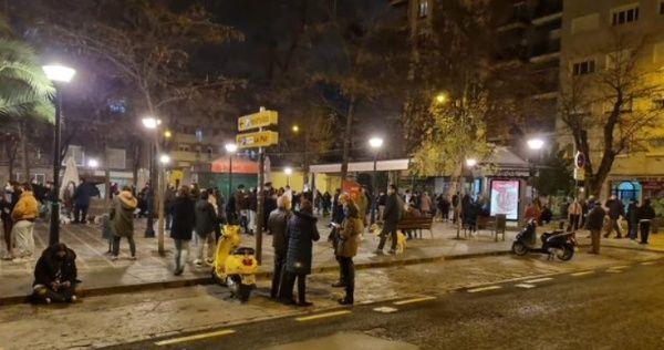 Más de una decena de terremotos causan pánico al sur de España