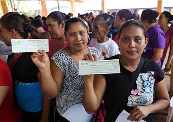 Más de medio millón de córdobas otorgado en microcréditos