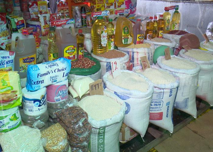 Productos alimenticios mantienen sus precios
