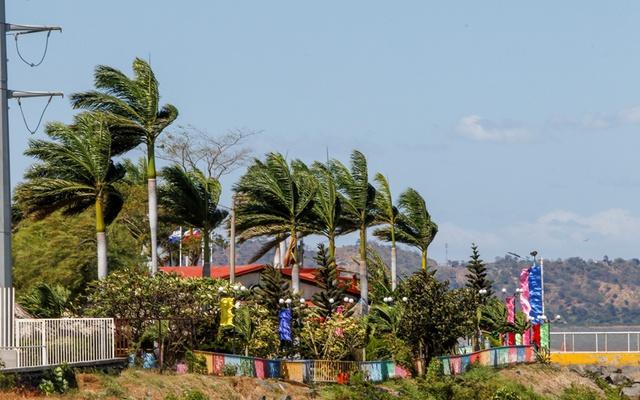 Pronostican aumento en la velocidad de los vientos en Nicaragua