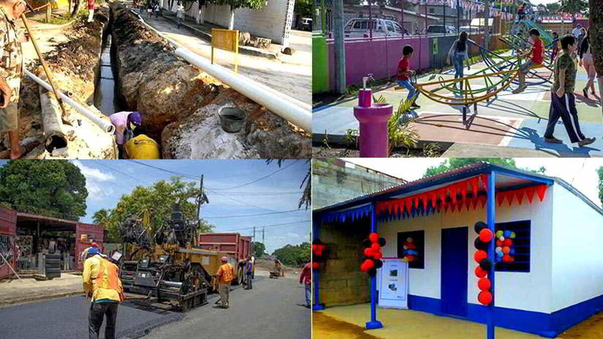 33 proyectos municipales serán entregados esta semana a las familias Nicaragüenses