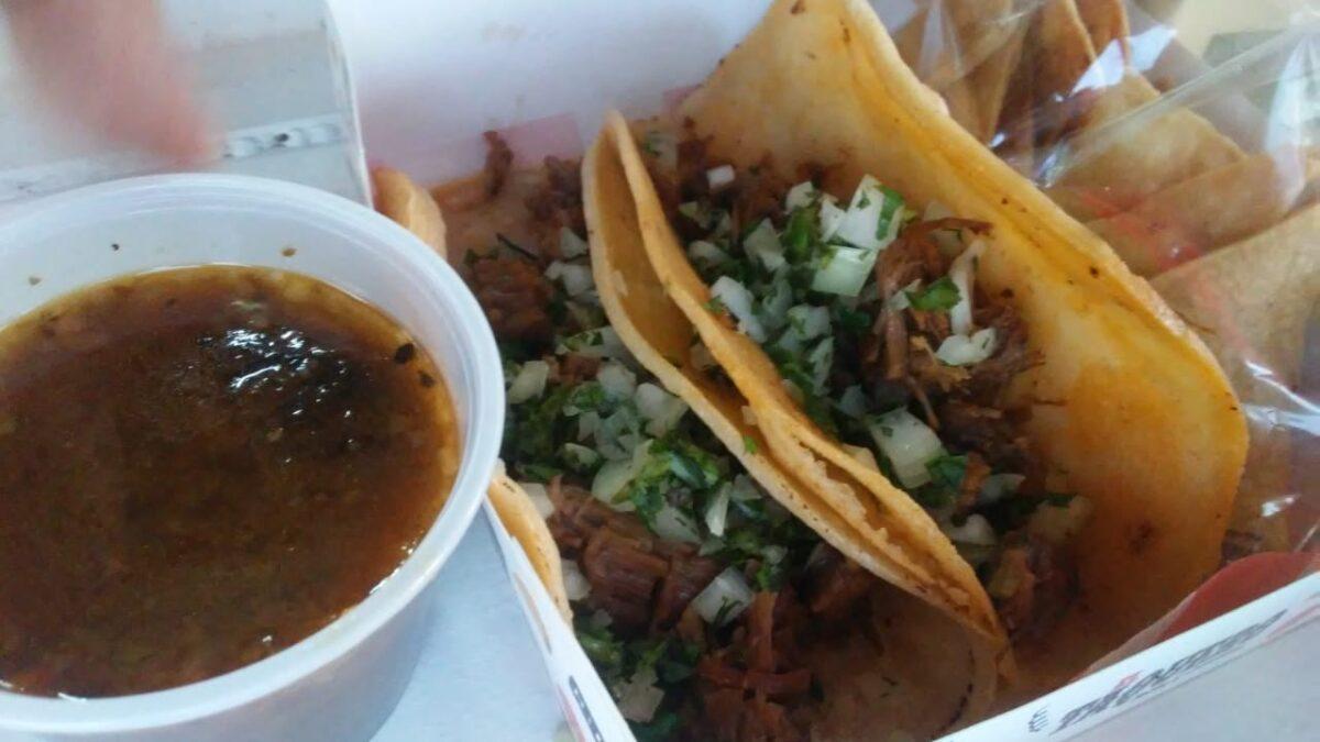 Cuatro tipos de tacos que puedes degustar en El Taquero