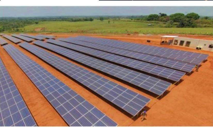 Nicaragua inaugura proyecto de paneles solares para energía