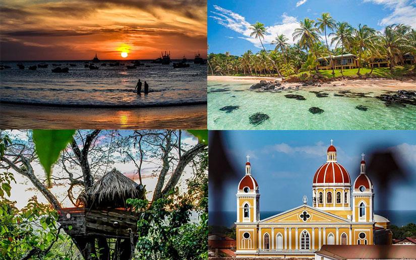 Nicaragua, un destino turístico seguro