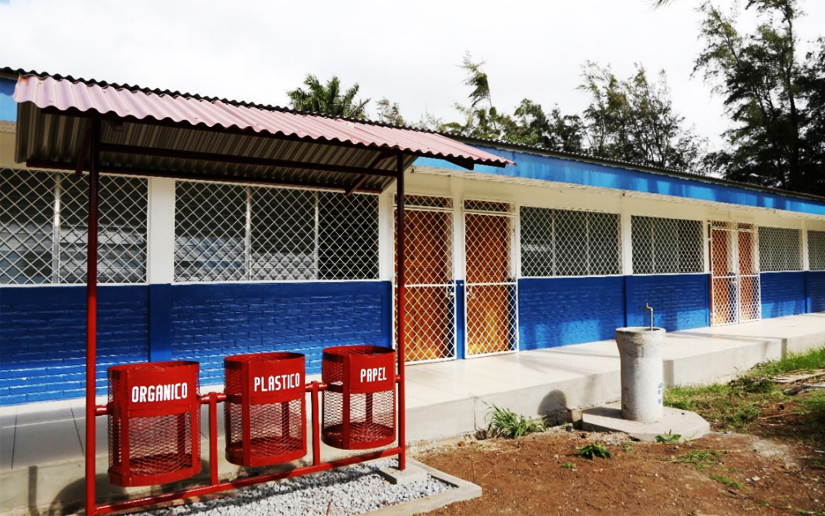 Continúan las inversiones en centros escolares de Nicaragua