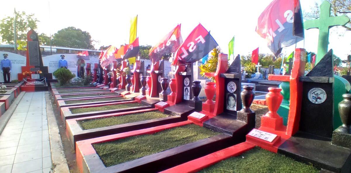 Rinden homenaje a los 23 héroes de San José de las Mulas