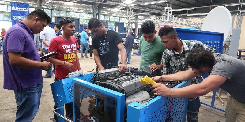 Casi 37 mil estudiantes iniciarán carreras técnicas gratuitas en Nicaragua